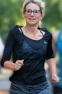 Frauenlauf, Ilse Dippmann