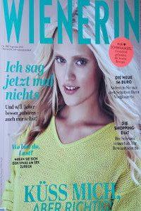 Wienerin Schweigen Schweigetagebuch